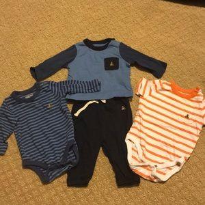 babyGAP boys clothes